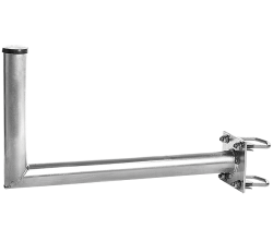 Balcony mount L-shaped SA 42-350-B