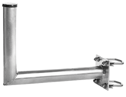 Balcony mount L-shaped SA 42-250-B
