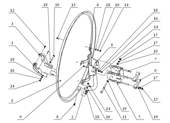 Сборка спутниковых антенн самостоятельно