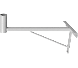 Wall bracket SA 38-400 T-shaped
